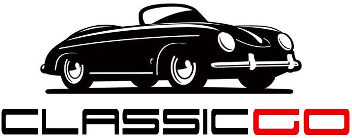 ClassicGo® - Ersatzteile für klassische VW u. Porsche-Logo